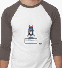 Poke Team! Men's Baseball ¾ T-Shirt
