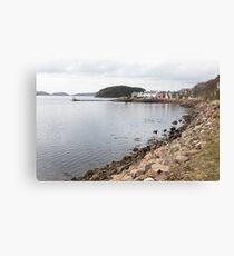 Scotland NC500 Harbours (008) Canvas Print