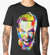 james hetfield - metallica Men's Premium T-Shirt