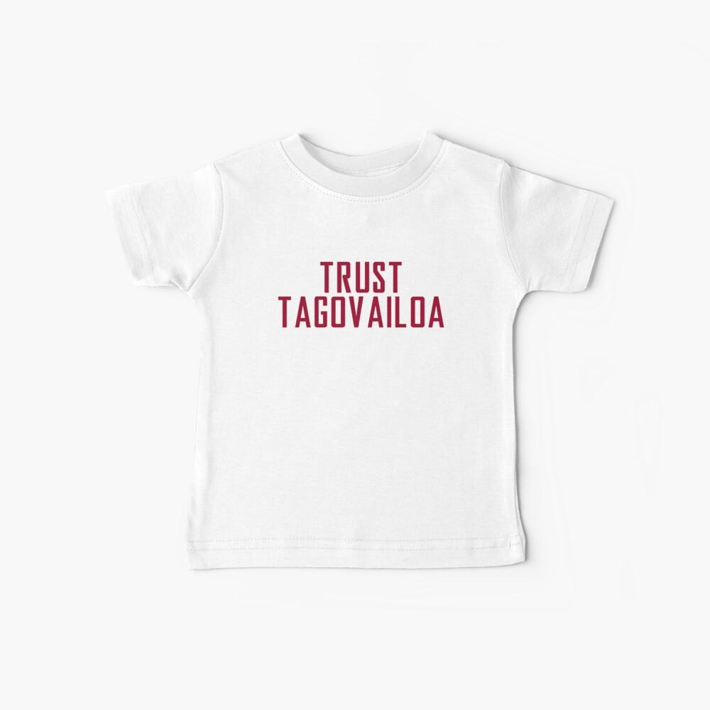 Trust Tagovailoa Bama Football Championship Baby T-Shirt