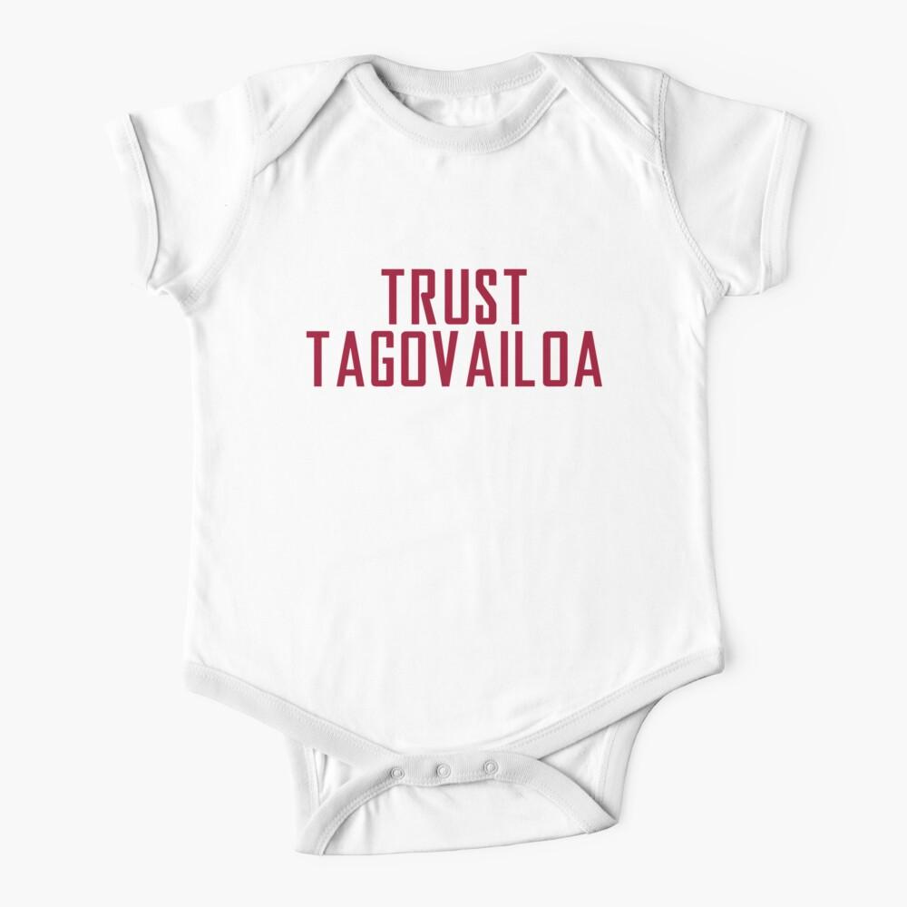 Trust Tagovailoa Bama Football Championship Baby One-Piece