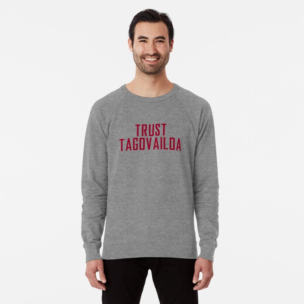 Trust Tagovailoa Bama Football Championship Lightweight Sweatshirt