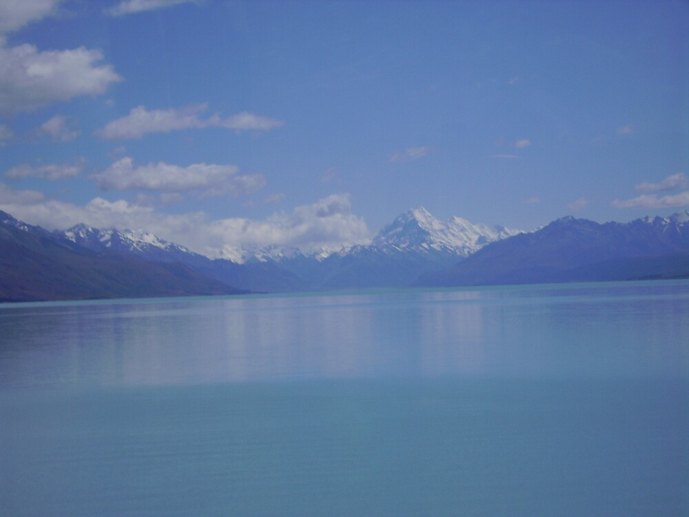 Mount Cook, New Zealand by Phil413Jay