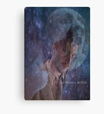 Remus Lupin the madness within Canvas Print