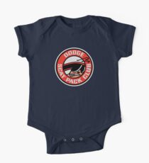 Scat Pack Club Short Sleeve Baby One-Piece
