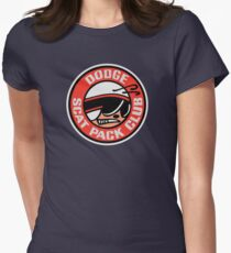 Scat Pack Club Womens Fitted T-Shirt