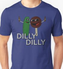 Dilly Dilly Characters Unisex T-Shirt