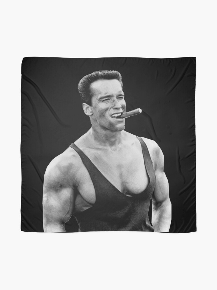 Alternate view of Arnold Scarf