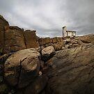 « Yeu Island Foghorn » par Aurelien CURTET