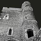 lewes castle by Janis Read-Walters
