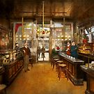 Pharmacy - Congdon's Pharmacy 1910 by Michael Savad
