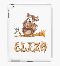 Eliza Owl iPad-Hülle & Klebefolie
