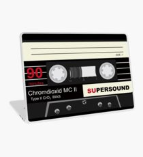 Audio Cassette Mix Tape  Laptop Skin