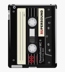 Audio Cassette Mix Tape  iPad Case/Skin