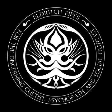 Eldritch Pipes Sigil by Deefurdee