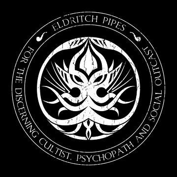 Eldritch Pipes Sigil (aged) by Deefurdee
