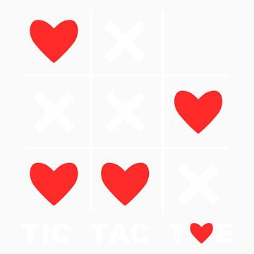 Tic tac love by macromagnon