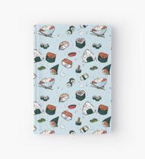 Sushi Kritzeleien Notizbuch