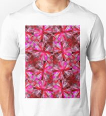 Ultimate Pink Pattern Unisex T-Shirt