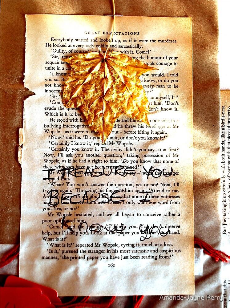 Treasure by Amanda-Jayne Perry