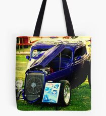 Midnight Roady Tote Bag