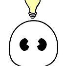 Lightbulb Moment Cartoon by ShellyG14