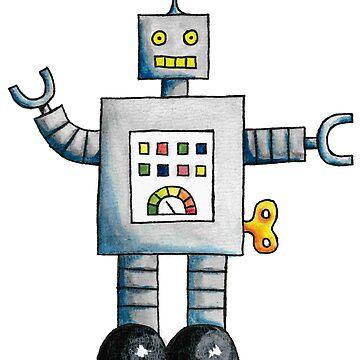 Robot by christinaashman