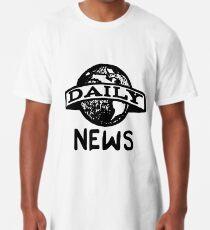 Daily News Long T-Shirt