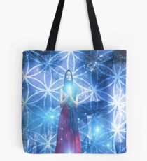 Ancient Patterns Tote Bag