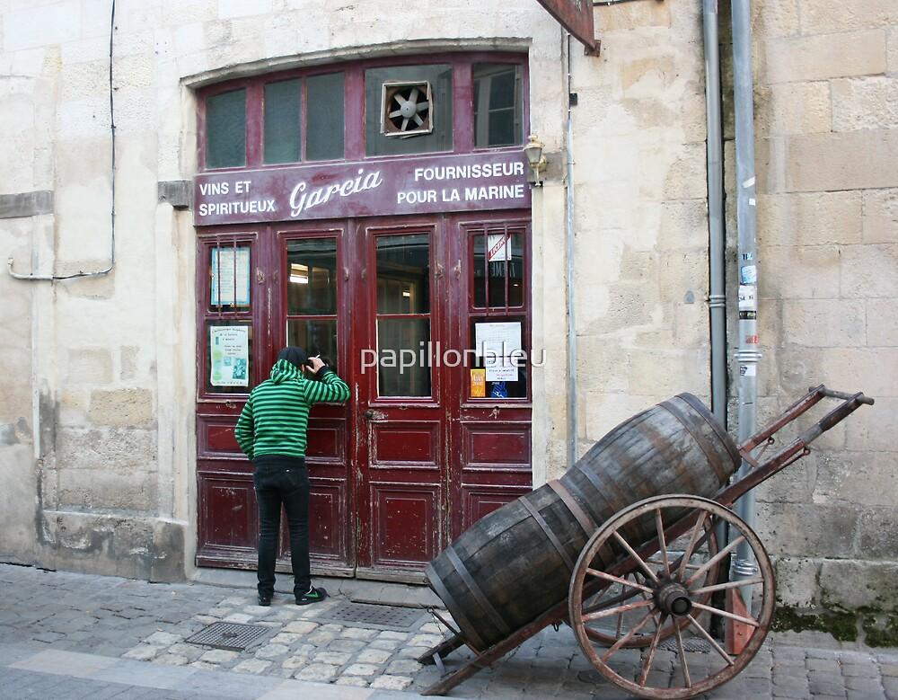 Mine is a Cognac Please! by Pamela Jayne Smith