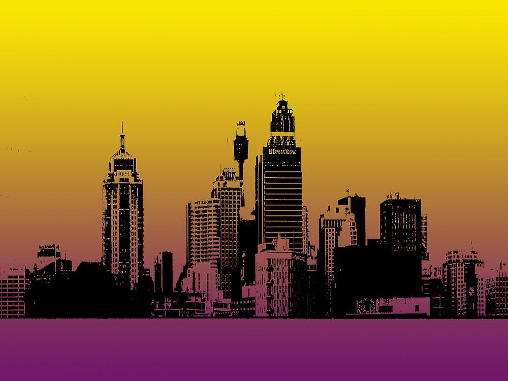 Sydney City by blaq produx