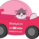 Hamster Driving a Car with Youtube Promotion by ShellyG14