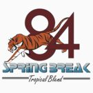 Replica '84 Spring Break  by block33