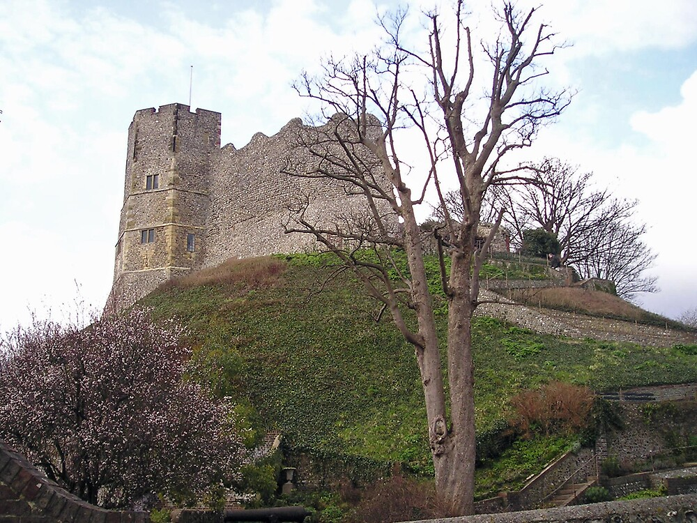 Lewes - The Castle by presbi