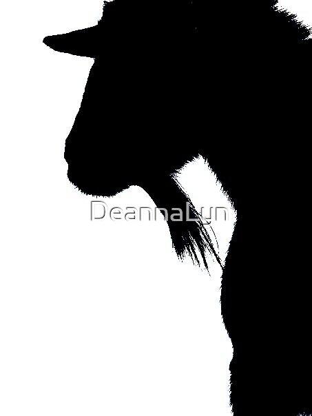 Shadow Goat by DeannaLyn