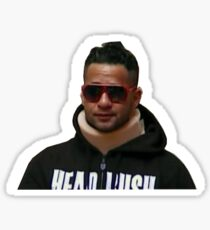 """Mike """"The Situation"""" Neck Brace Sticker"""