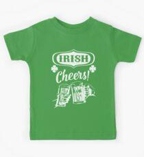 Irish Cheers  Kids Tee