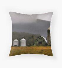 Cowan Barn Throw Pillow