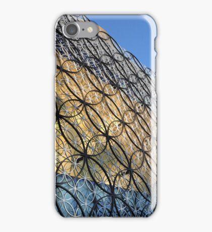 Birmingham Library, England iPhone Case/Skin