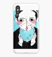 Balloon Thoughts iPhone Case/Skin