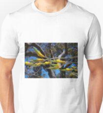 Flame Grevillea (Grevillea excelsior) #2 Unisex T-Shirt