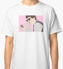 Was He Slow Design  Classic T-Shirt