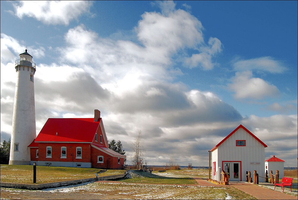Tawas Point by Donnie Shackleford