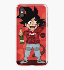 Dragon Ball Bape iPhone Case/Skin