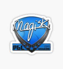 PGL Krakow 2017 Magisk Sticker