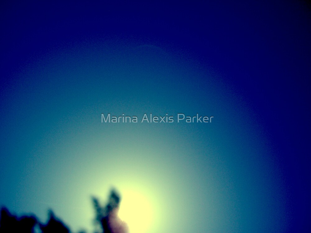 """""""Get in the Sunrise"""" by Marina Alexis Parker"""