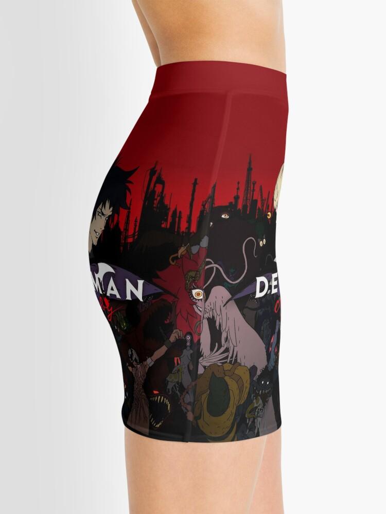 Vista alternativa de Minifalda Devilman Crybaby