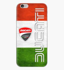 Ducati Italien Flagge iPhone-Hülle & Cover