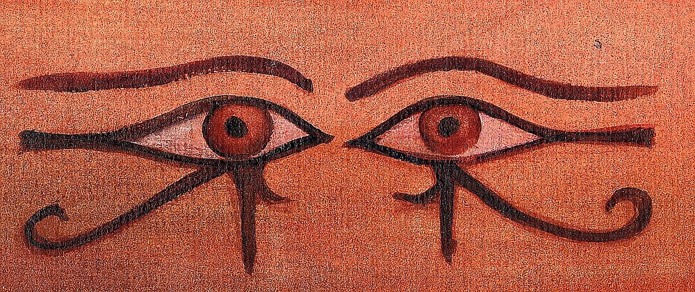 Eyes Of Horus by DMDavies