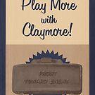 Spielen Sie mehr mit Claymore! von Vlad Tretiak
